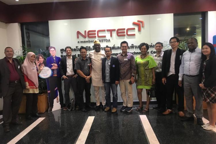 Inter-Regional FSC workshop in Thailand