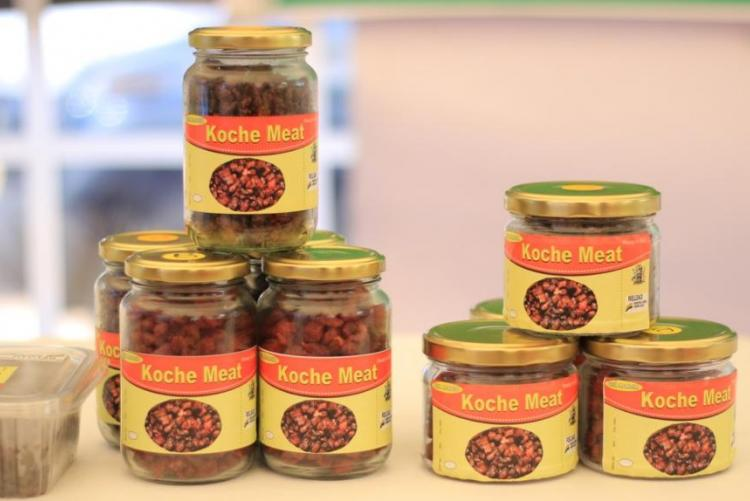 Koche meat - DFSNT Student's products